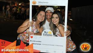 Foto Fotos da galera no #SafadãoElétrico 347
