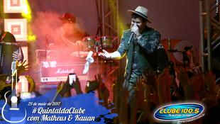 Foto Quintal da Clube com Matheus & Kauan 141