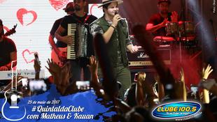 Foto Quintal da Clube com Matheus & Kauan 147