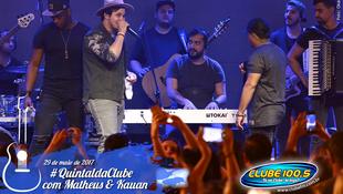 Foto Quintal da Clube com Matheus & Kauan 153