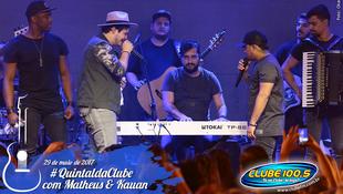 Foto Quintal da Clube com Matheus & Kauan 154