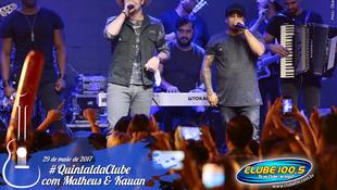Foto Quintal da Clube com Matheus & Kauan 156