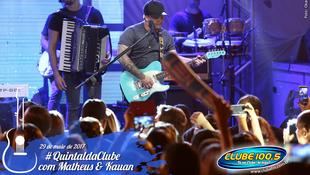 Foto Quintal da Clube com Matheus & Kauan 166