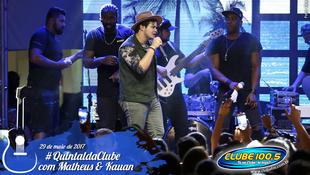 Foto Quintal da Clube com Matheus & Kauan 167