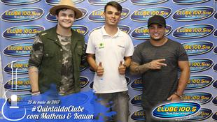 Foto Quintal da Clube com Matheus & Kauan 204