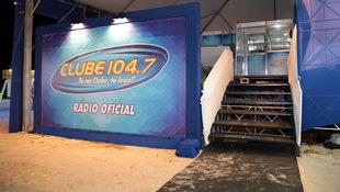 Foto Estúdio de Vidro no Rodeio de Ibaté 2017 1