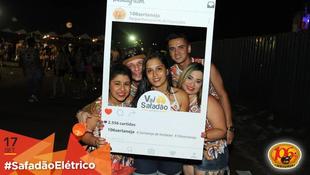 Foto Fotos da galera no #SafadãoElétrico 361