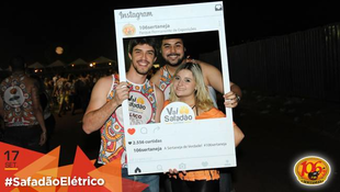 Foto Fotos da galera no #SafadãoElétrico 367