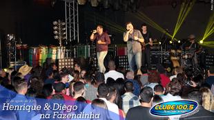 Foto Henrique & Diego na Fazendinha 24