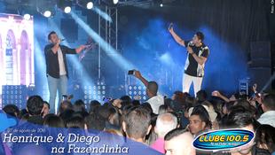 Foto Henrique & Diego na Fazendinha 77