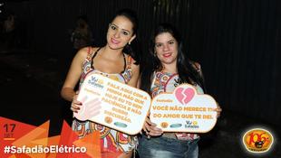 Foto Fotos da galera no #SafadãoElétrico 385