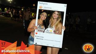 Foto Fotos da galera no #SafadãoElétrico 387