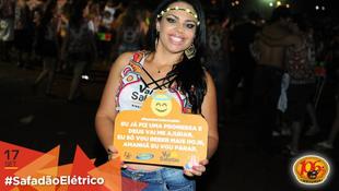 Foto Fotos da galera no #SafadãoElétrico 390