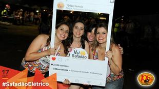 Foto Fotos da galera no #SafadãoElétrico 397