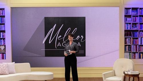 """Mariana Godoy estreia no comando do talk show """"Melhor Agora"""""""