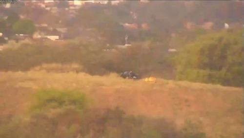 Polícia investiga casal suspeito de colocar fogo em mata próxima à USP em Ribeirão Preto
