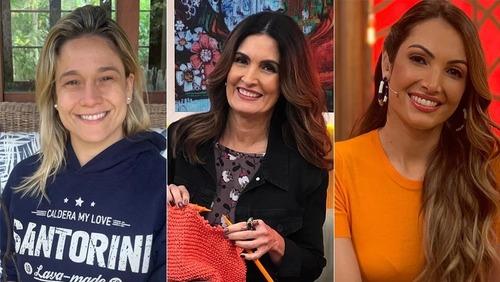 Fernanda Gentil substitui Fátima Bernardes no lugar de Patrícia Poeta