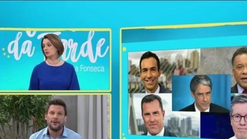 Sandra Annenberg, Heraldo Pereira e outros estão na mira da CNN