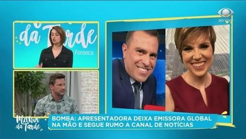 Glória Vanique sai da Globo após 13 anos de casa