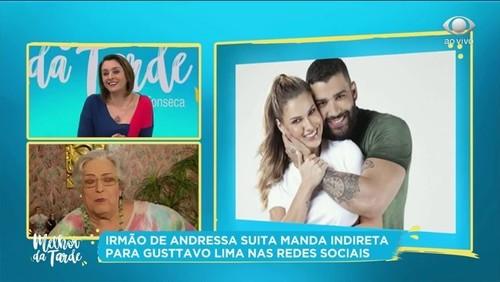 Andressa Suita cobra R$ 580 mil para mudar o visual