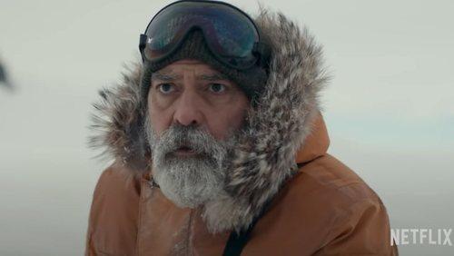 #ClubedaPipoca: O Céu da Meia-Noite com George Clooney ganha trailer