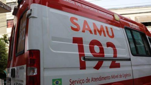 Jovem é socorrido em estado grave após acidente na zona Norte de Ribeirão Preto
