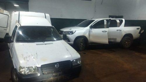 Polícia Militar apreende carros em desmanche na zona Norte de Ribeirão Preto