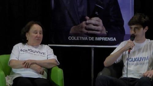 Gugu Vive: Família do apresentador fala com exclusividade sobre campanha de doação de órgãos