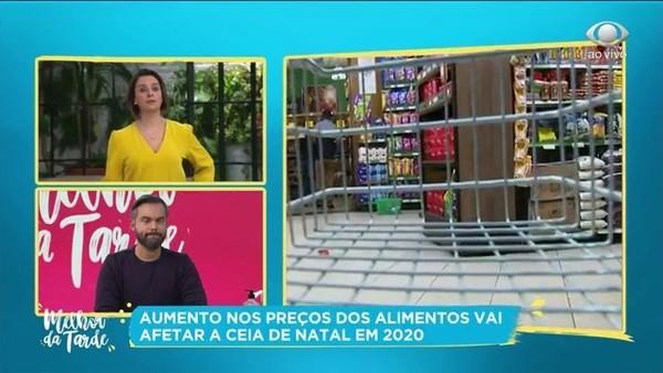 Aumento nos preços dos alimentos vai afetar a ceia de Natal em 2020