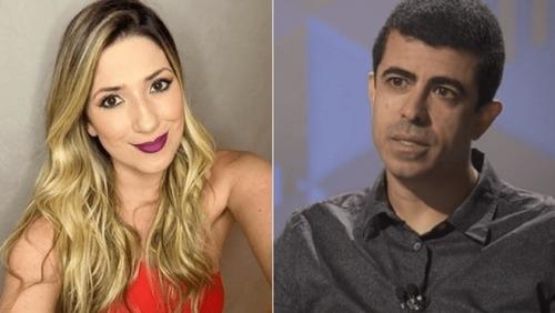 Marcius Melhem pede mais de R$ 200 mil a Dani Calabresa por danos morais