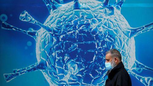Variante britânica do novo coronavírus é detectada em 60 países