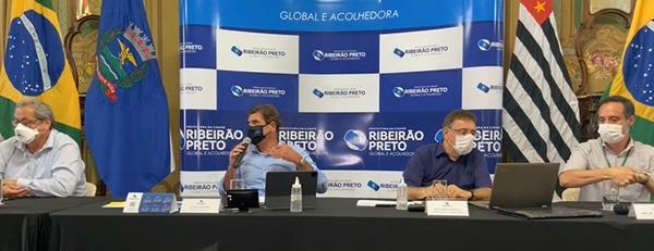 Prefeitura confirma a chegada da nova variante do coronavírus em Ribeirão Preto