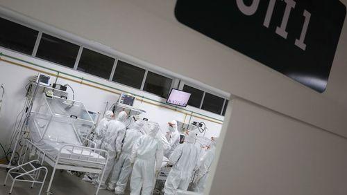 Ocupação de UTIs chega ao pior nível da pandemia, diz Fiocruz