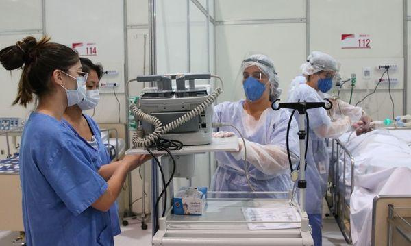Pandemia aumentou estresse em profissionais de saúde, afirma pesquisa
