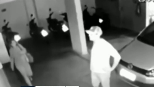 Homem agride e mata vizinha em prédio no litoral de São Paulo