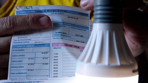 Conta de luz pode aumentar até 8,5% em maio