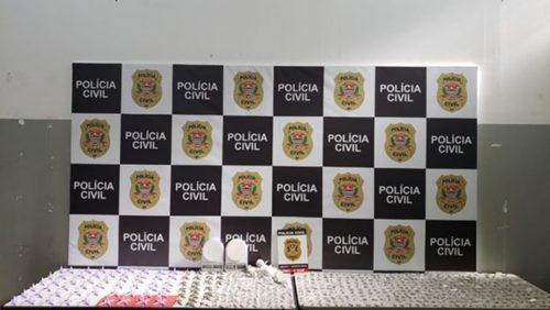 Homem é preso com cerca de 1,5 mil porções de drogas em Ribeirão Preto