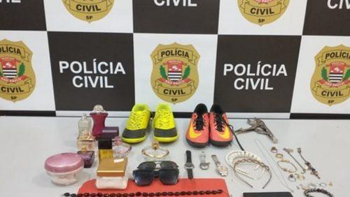 Dupla é presa por furto a residência no Heitor Rigon, em Ribeirão Preto