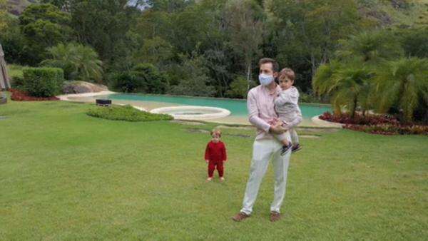 Thales Bretas, viúvo de Paulo Gustavo, fala sobre morte do marido