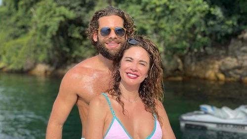 Confusão e polícia: fim de relacionamento de Luciana Gimenez e Eduardo Buffara