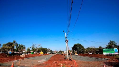 Confira o andamento das obras do Corredor de Ônibus Norte-Sul em Ribeirão Preto