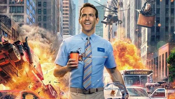 #ClubedaPipoca: Comédia 'Free Guy' com Ryan Reynolds ganha novo vídeo e data de estreia