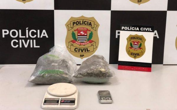 Deic de Ribeirão Preto flagra homem armazenando drogas em casa na zona Norte