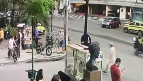 Polícia prende suspeito de furtar bicicleta de casal acusado de racismo no Rio