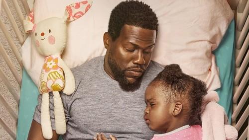#ClubedaPipoca: Comédia 'Paternidade' com Kevin Hart está disponível na Netflix