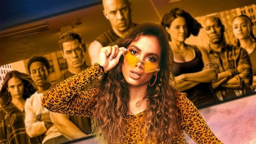 """#ClubedaPipoca: Confira """"Furiosa"""" música de Anitta que faz parte da trilha de Velozes e Furiosos 9"""