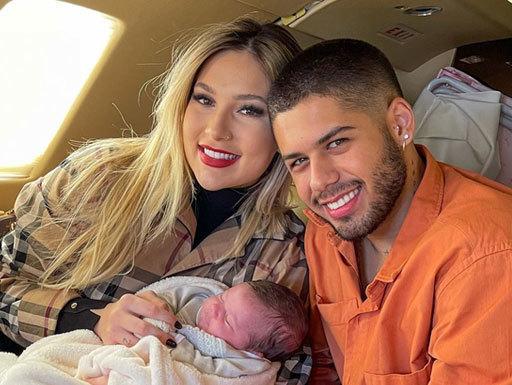 Virginia e Zé Felipe avisam: 2ª gravidez já tem data marcada!