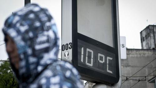 Frio pode contribuir para ocorrência de infarto, dizem especialistas
