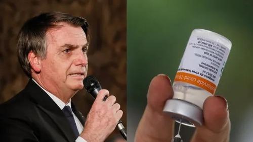 Bolsonaro levanta suspeitas no contrato do Butantan e diz que Sinovac ofereceu vacina por metade do preço