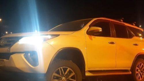 Baep apreende carro com placa adulterada em Ribeirão Preto